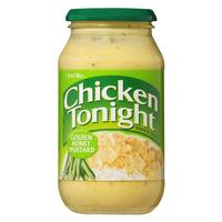 chicken tonight honey mustard chicken