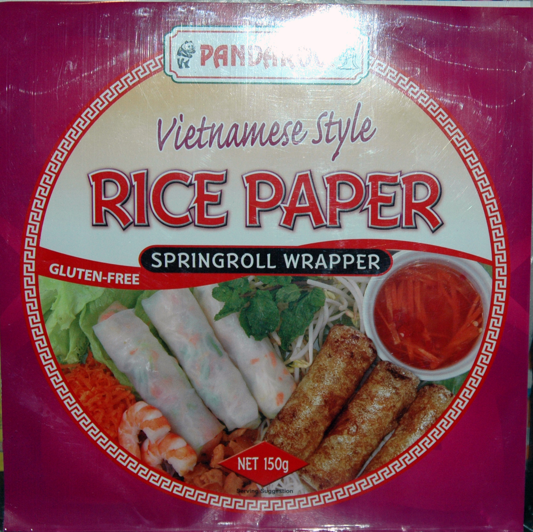 rice paper rolls | Mommy Adventures