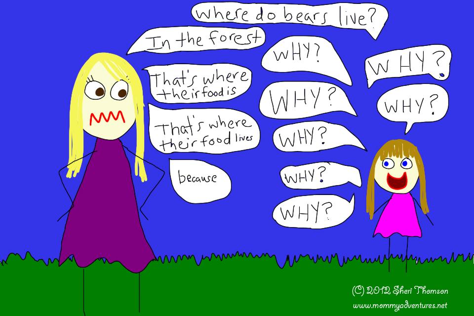 Hasil gambar untuk toddler asking why