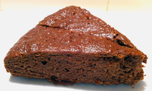 Chocolate carrot/pumpkin cake