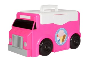 Finally, a pink truck for girly girls